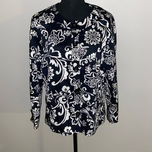 Charter Club button up jacket